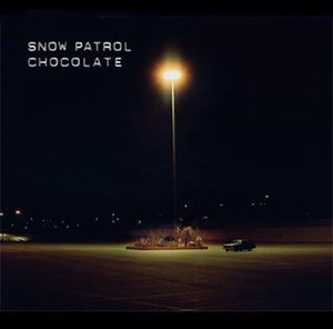 Chocolate (Snow Patrol song) - Image: SP Chocolate