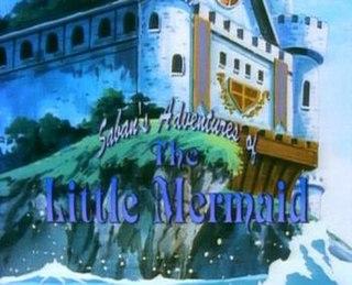 <i>Adventures of the Little Mermaid</i> 1991 TV anime