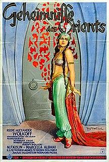 <i>Secrets of the Orient</i> 1928 film