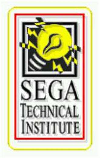 Sega Technical Institute - Image: Sega technical institute logo