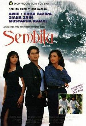 Sembilu - Image: Sembilu poster