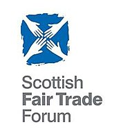 The official logo of the Scottish Fair Trade Forum