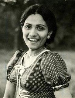 Shoba Indian actress