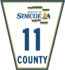 Simcoe Road 11 sign.png