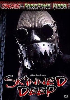 Skinned Deep - Image: Skinned Deep poster