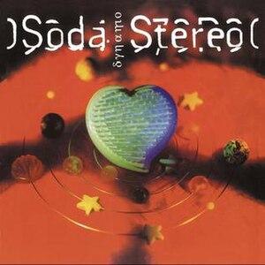 Dynamo (Soda Stereo album) - Image: Soda Stereo Dynamo (Album cover)