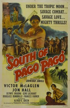 South of Pago Pago - Image: Sopppos