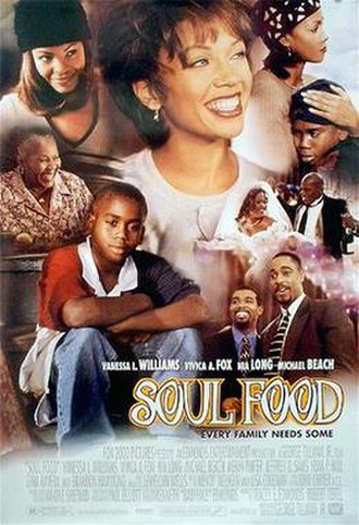Soul Food (film) - Theatrical release poster