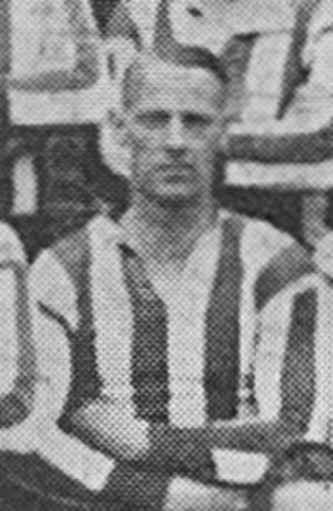 Stephen Dearn - Dearn while with Brentford in 1927.