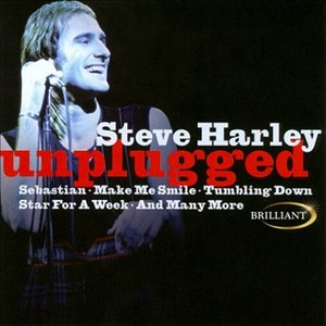 Stripped to the Bare Bones - Image: Steve Harley Unplugged 2000 CD