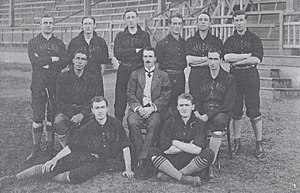 Sydney Uni Baseball Club - 1912 SUBC First Grade