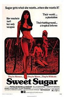 <i>Sweet Sugar</i> (film) 1972 film by Michel Levesque