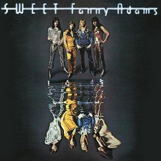 Sweet Fanny Adams (album) - Image: Sweetfannyadams