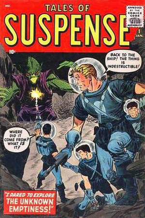 Don Heck - Image: Tales Of Suspense 1