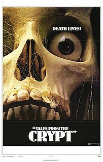 <i>Tales from the Crypt</i> (film) 1972 British horror film directed by Oran Dsouza