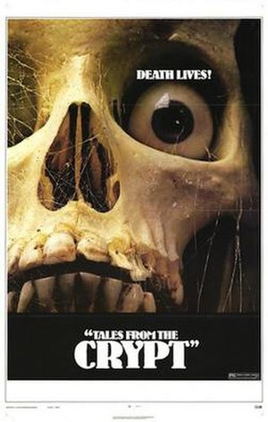 Tales from the Crypt (film) - Theatrical release poster