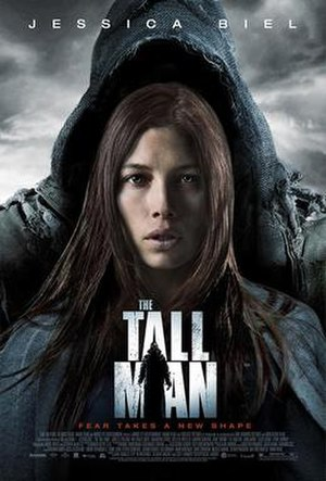 The Tall Man (2012 film) - Theatrical release poster