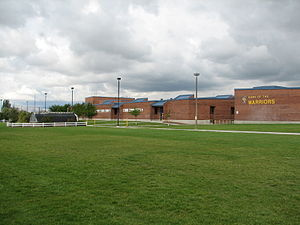 Taylorsville High School - Image: Taylorsvillehigh