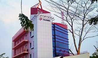 Telkomsel - Telkomsel Telecommunication Center (TTC) Building in Jakarta, Indonesia
