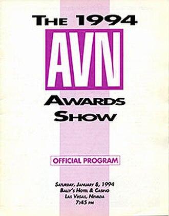 11th AVN Awards - The 1994 AVN Awards Show Official Program