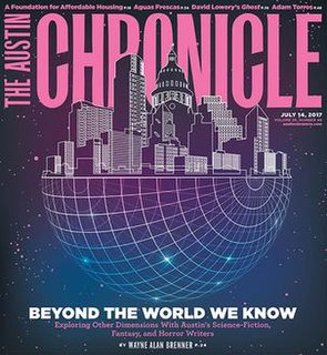 <i>The Austin Chronicle</i> American newspaper