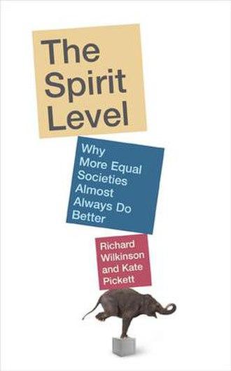 The Spirit Level (book) - Image: The spirit level bookcover