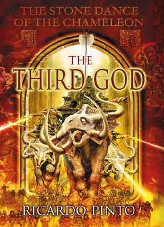 The Third God - Image: The Third God UK Hardback Ricardo Pinto