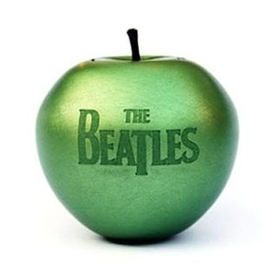 The Beatles (The Original Studio Recordings) - The Beatles - Apple-shaped USB flash drive