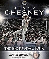 Kenny Chesney Revival Tour Setlist