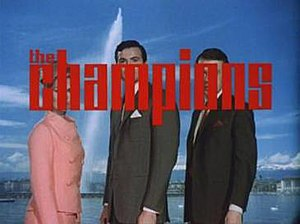 The Champions - Image: The Champions titlecard