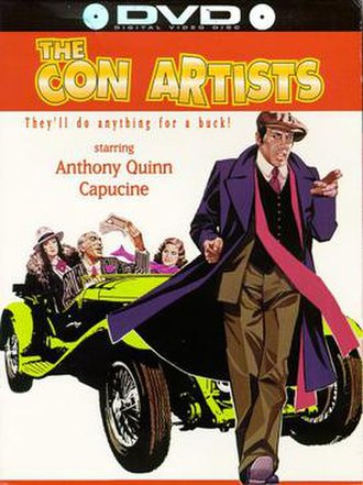 The Con Artists - Image: The Con Artists