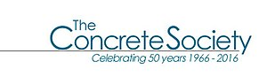 The Concrete Society - The Concrete Society logo.