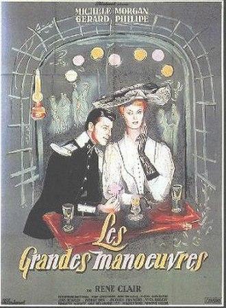 The Grand Maneuver - Film poster