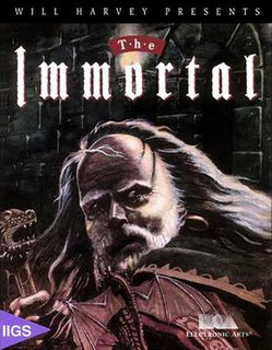 <i>The Immortal</i> (video game) 1990 video game