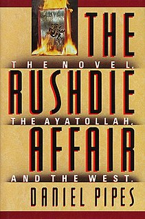 <i>The Rushdie Affair: The Novel, the Ayatollah, and the West</i> book by Daniel Pipes