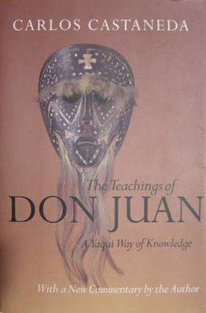The Teachings of Don Juan - Cover of 30th anniversary edition