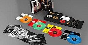 The Art of McCartney - Image: Theartofpaulmccartne y