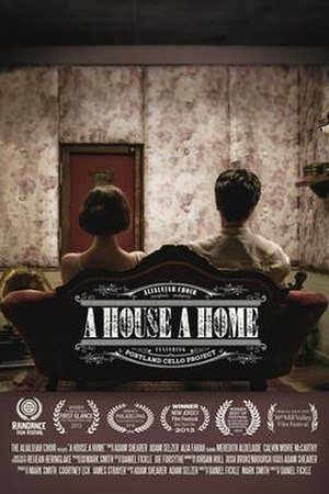 A House, A Home - Theatrical release poster