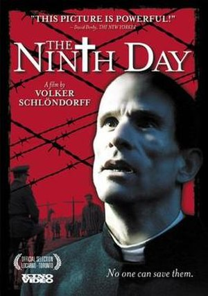 The Ninth Day - Theatrical release poster