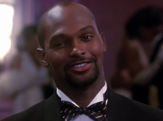 Thomas Mikal Ford - Ford in Harlem Nights, 1989.