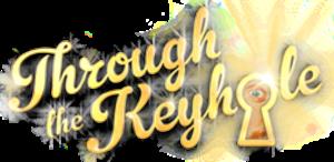 Through the Keyhole - Image: Through the Keyhole logo