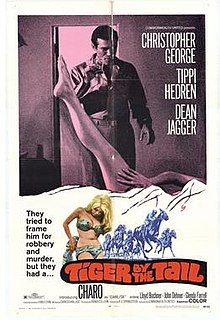 <i>Tiger by the Tail</i> (1970 film) 1968 film by R. G. Springsteen