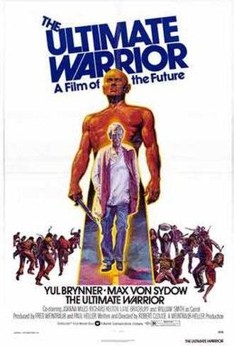 The Ultimate Warrior (film) - Image: Ultimatewarrior