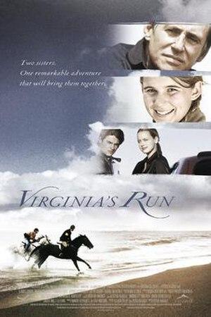 Virginia's Run - Virginia's Run movie poster