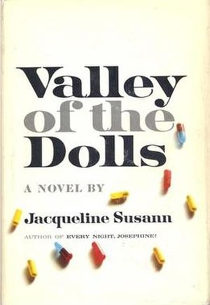 Valley of the Dolls - First Hardcover Edition