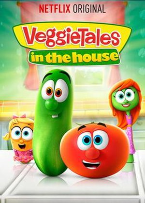 VeggieTales in the House - Image: Veggie Tales in the House poster