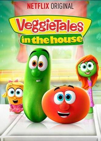 VeggieTales in the House - VeggieTales in the House series poster