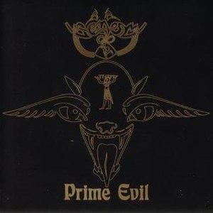 Prime Evil (album) - Image: Venom Prime Evil