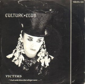 Victims (song) - Image: Victims cover