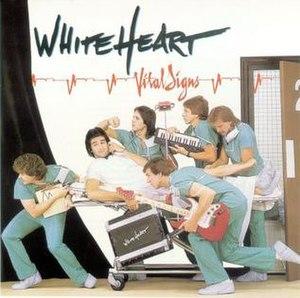 Vital Signs (White Heart album) - Image: Vital Signs White Heart 1984